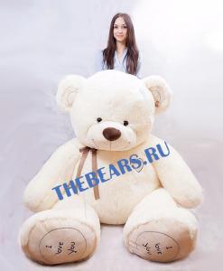 'Огромный плюшевый медведь'